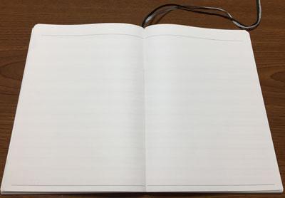 Edit週間ノートフリーノート